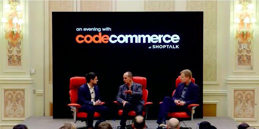 #CodeCommerce