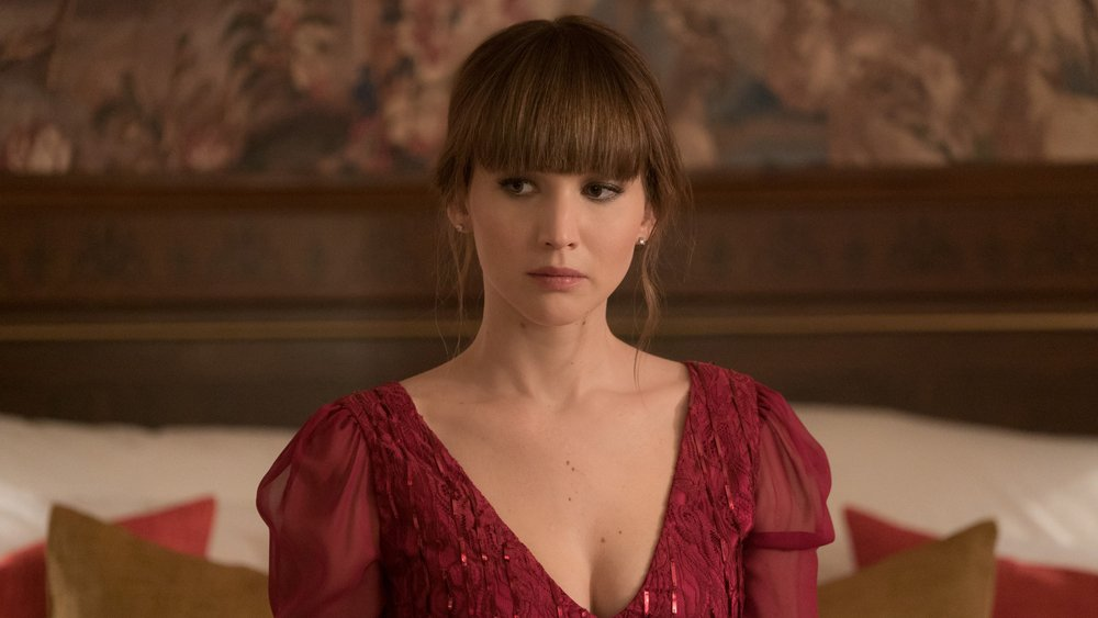Why Jennifer Lawrences Hair Color Transformation In Red Sparrow
