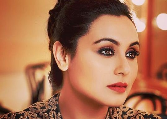 Happy Birthday to the beautiful, super talented and accomplished Rani Mukerji....