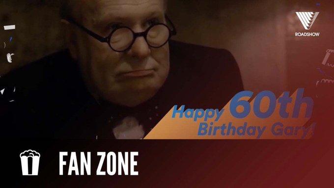 Happy 60th Birthday GaryOldman!