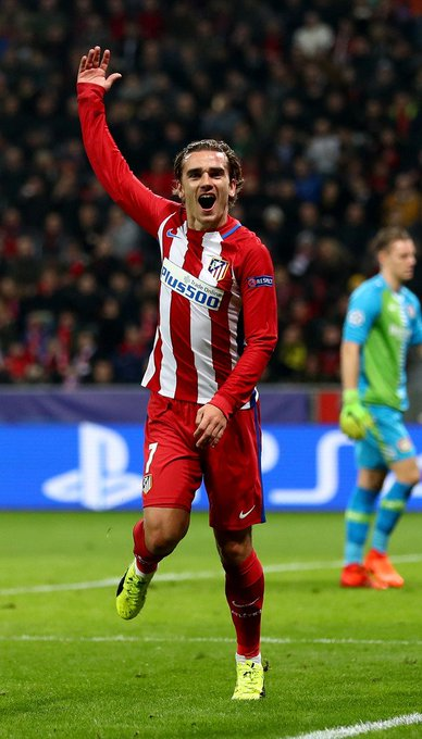 Happy birthday Antoine Griezmann(born 21.3.1991)