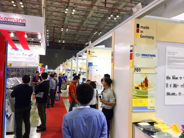 test Twitter Media - Stunning stands, impressive machines and endless networking opportunities all at ProPak Vietnam - what were your Day 2 highlights? https://t.co/bXdlIrovRd