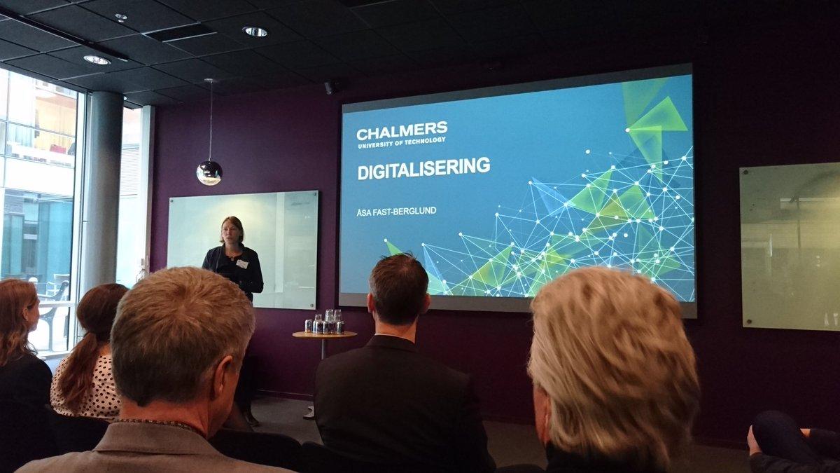#digitalisering