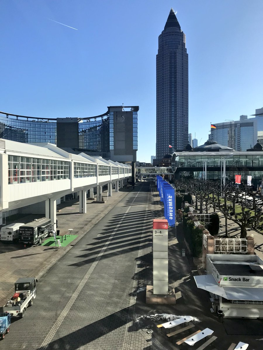 test Twitter Media - RT @Light_Building: Good morning! We wish you a sunny start into the fourth #LB18 day! https://t.co/npiBSX1sW1