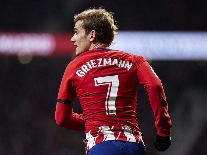 Happy birthday Antoine Griezmann!