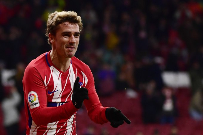 Happy 27th birthday, Atlético forward Antoine Griezmann   Favourite Griezmann memory?