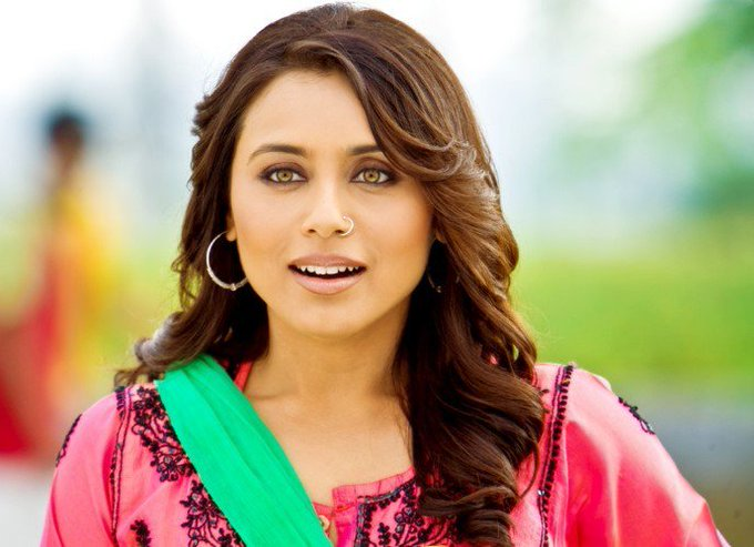 Happy birthday Rani Mukerji:
