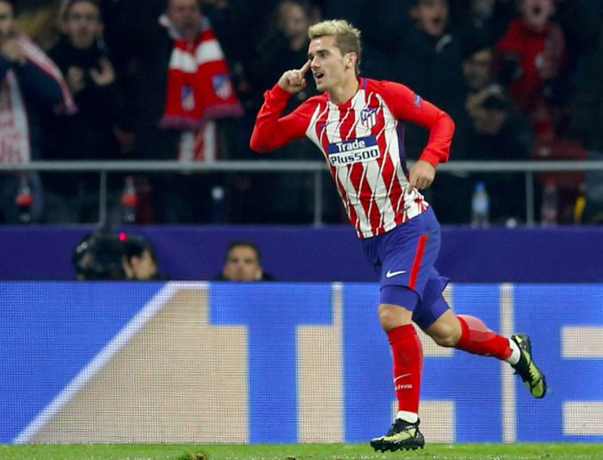 Happy Birthday also to Antoine Griezmann. The man has 15 goals in his last 14 Atletico Madrid matches.