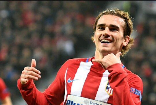 Happy birthday Antoine Griezmann 27 years old