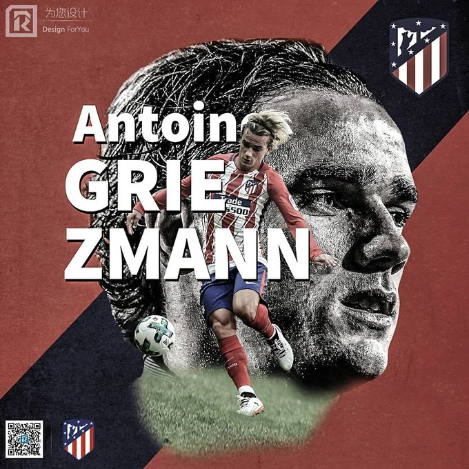 Rins99:Happy birthday Antoine Griezmann