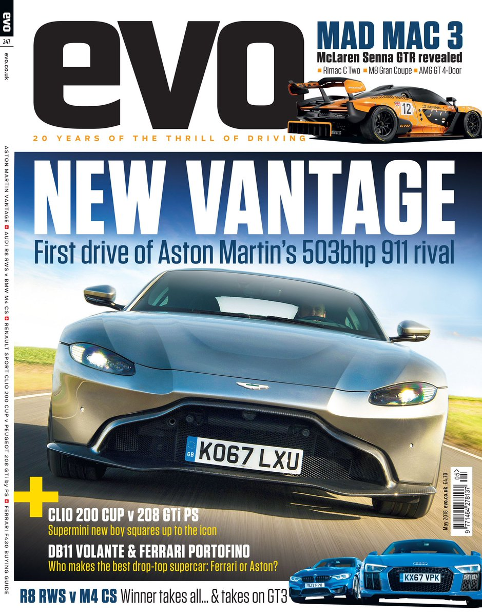 Its New Issue Wednesday Grab The Latest Copy Of Evo Today