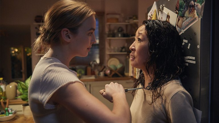 KillingEve, From Phoebe Waller-Bridge and Starring @IamSandraOh, Renewed at BBC America