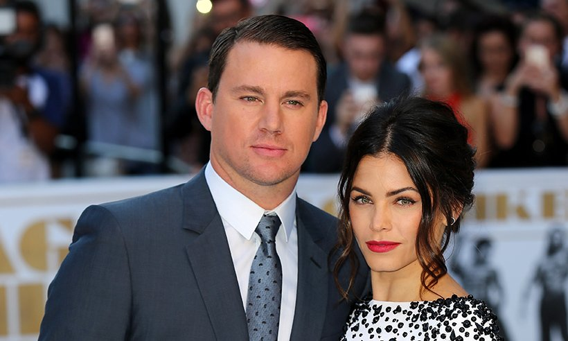 It's all over for Channing Tatum and Jenna Dewan...