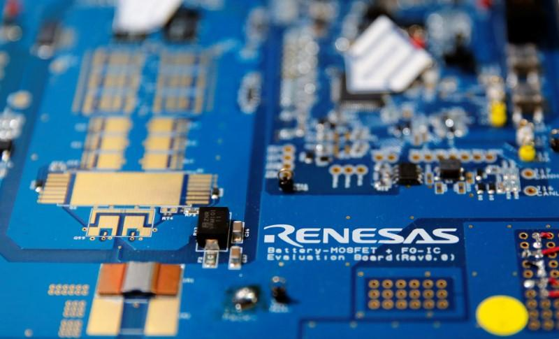Japan state-backed fund, others to sell nearly $3 billion of Renesas stock