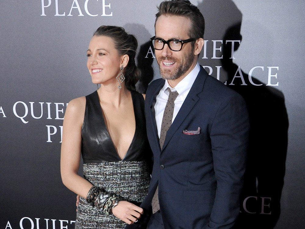 Ryan Reynolds Responds To Claims That He And Blake Lively Are 'Struggling'