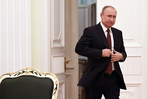 Putin pays over $100,000 to troll Russia's opponents overseas, hacked emails reveal