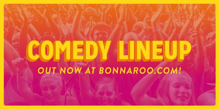 Your 2018 Comedy Lineup is here: https://t.co/vxnu3qoi4T https://t.co/45kbc4Hmf7