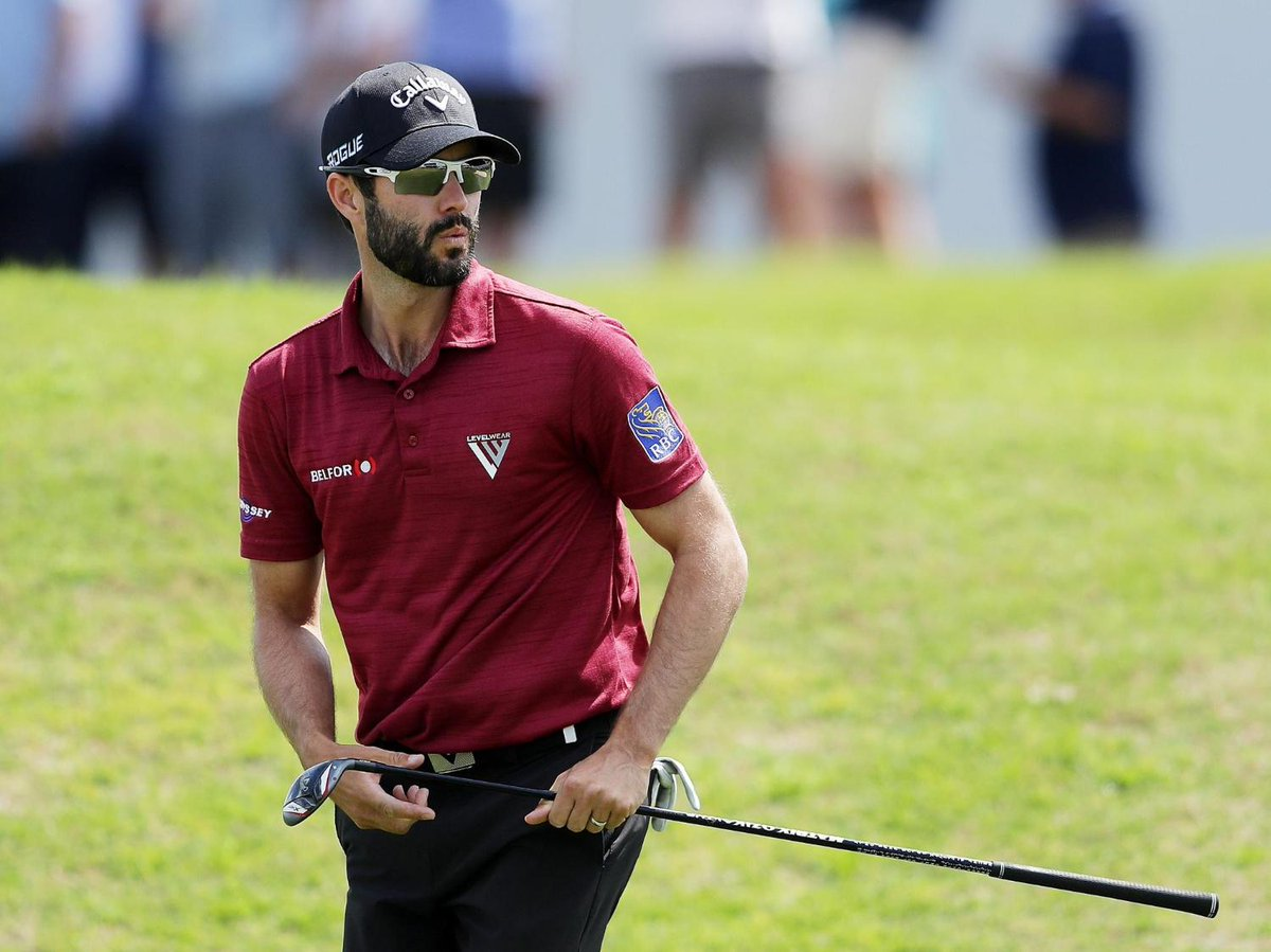 At ease after intense year, Canada's Adam Hadwin eyes breakout performance at Masters