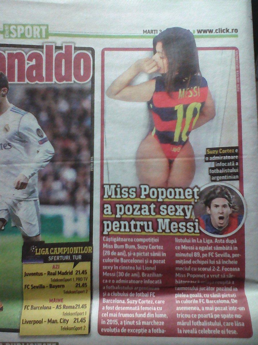 RT @sncfro: @SuzyCortez_ En el tabloid rumano Click. https://t.co/vh5we74pi6