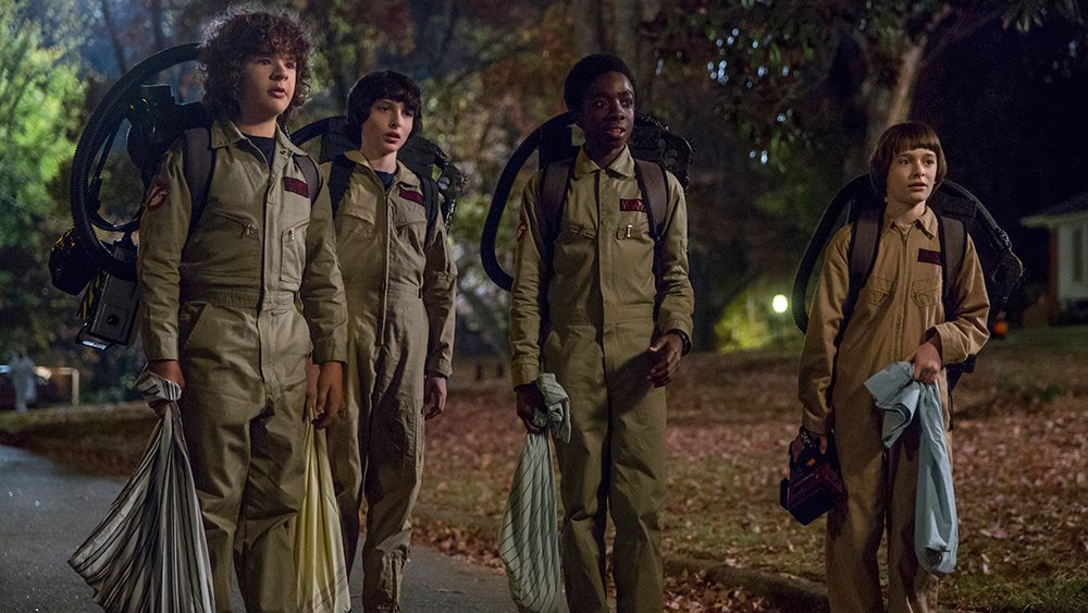 StrangerThings is coming to Universal Studios' Halloween Horror Nights