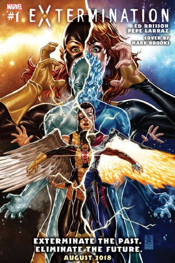 .@Marvel teases 'Extermination' for X-Men comics