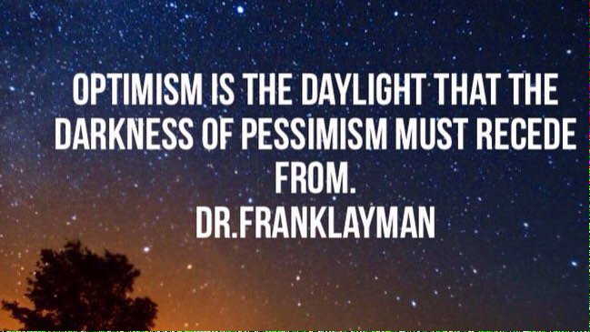 The Light. #DrFrankLayman #Win #PositiveVibes  https://t.co/csEh4dWxqa #TuesdayThoughts https://t.co/QK78n4agDY