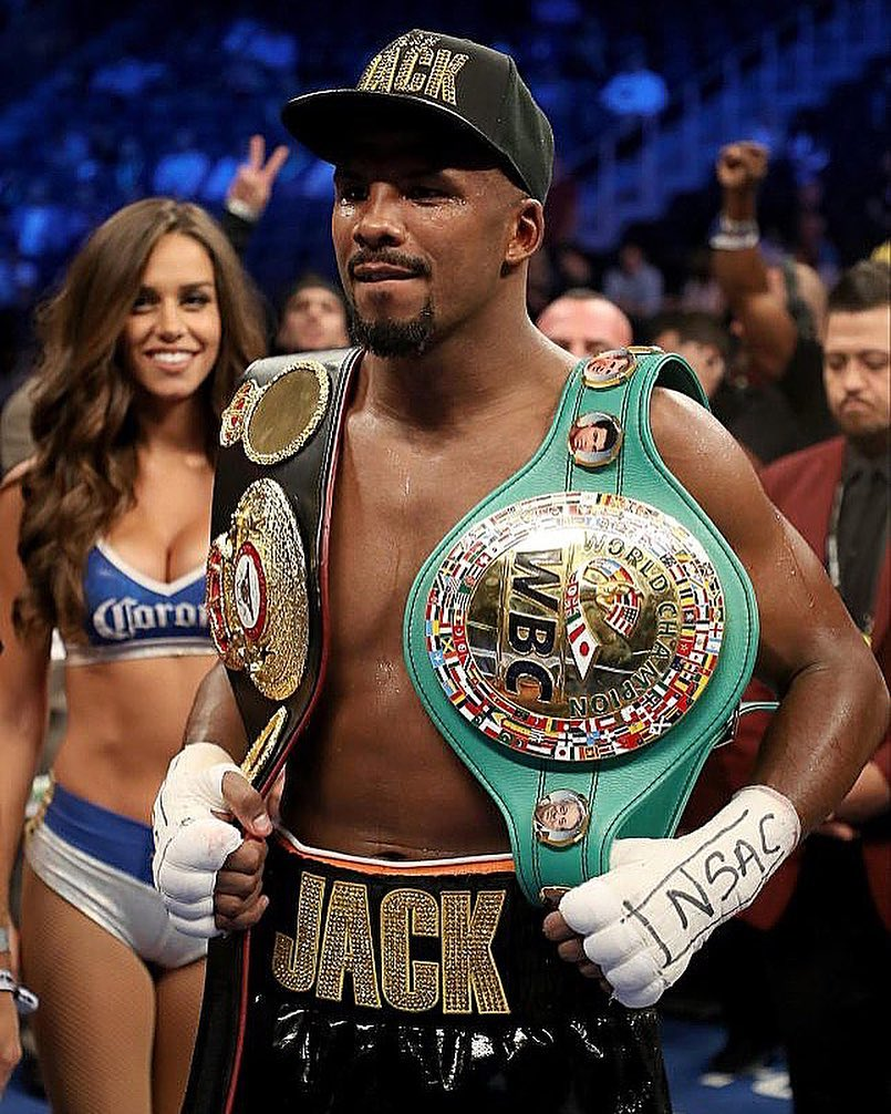 Follow one of the best pound 4 pound boxers in the world today @badoujack  Instagram @badoujack  Facebook Badou Jack https://t.co/zDsauAiyxA