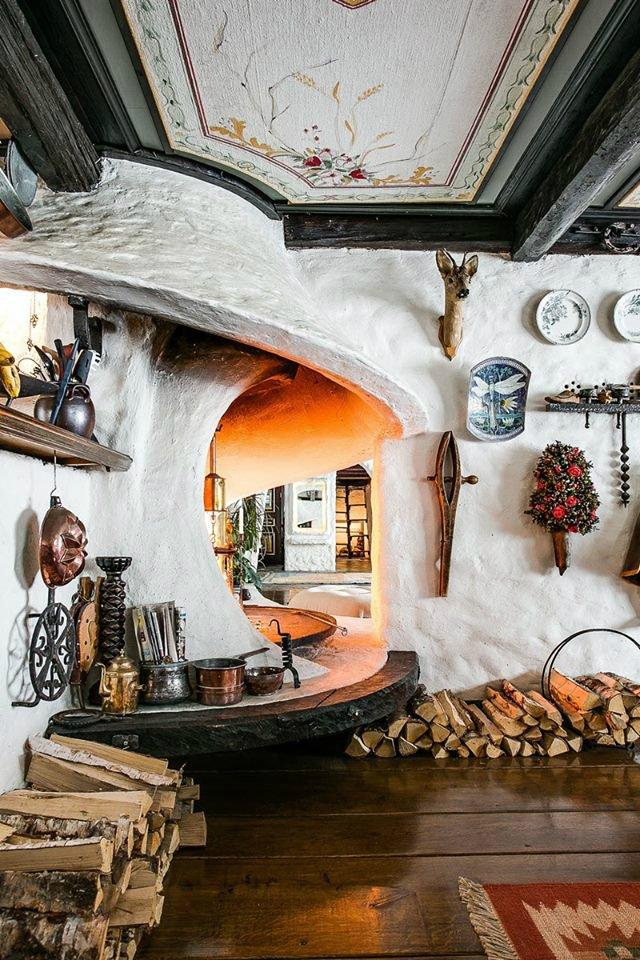 A Rustic Scandinavian House by Melina Divani https://t.co/CVAmA1WZyn