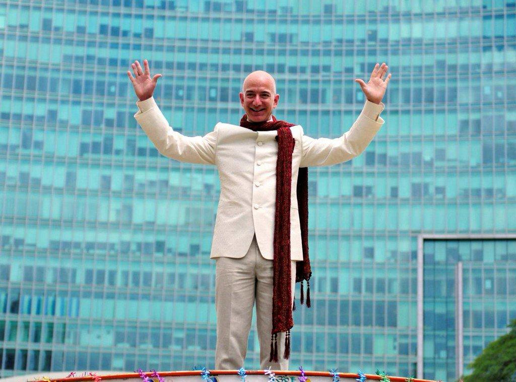 Amazon may offer to buy India's Flipkart: report