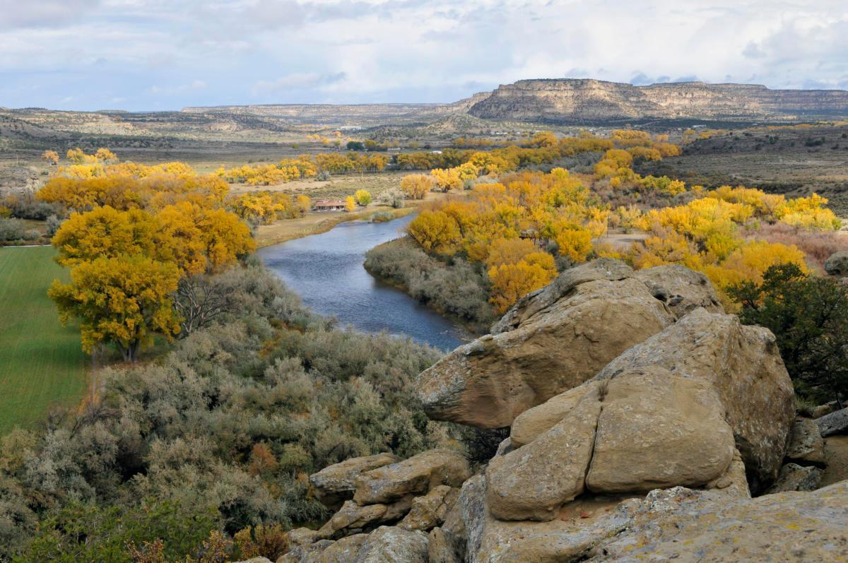 Navajo water rights affirmed