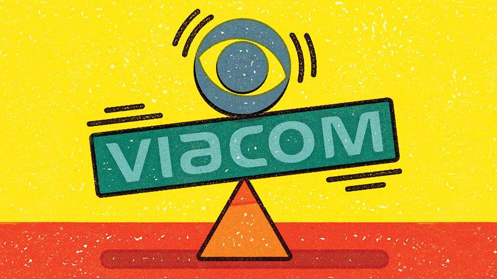 Viacom rejects first CBS merger offer