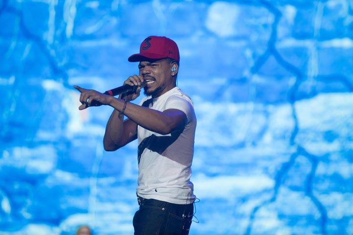 @BroadcastImagem: Chance the Rapper se apresenta no primeiro dia do Festival Lollapalooza. Serjão Carvalho/Estadão