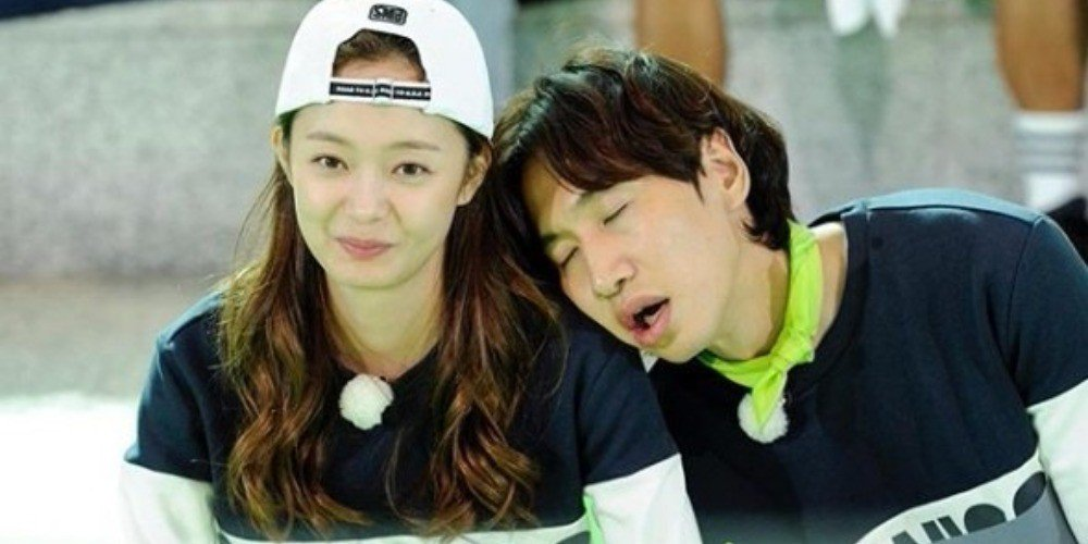 Image result for jeon so min and lee kwang soo