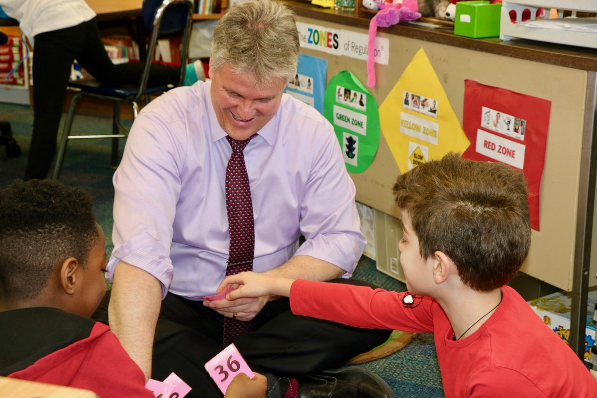 test Twitter Media - W 2nd gr. in L. Wolf's class w/ R. Schwartz really enjoyed having Superintendent Dr. Wegley substituting in the classroom today! And, he had the very best time being there! #d30learns https://t.co/PdkyFVOKVX