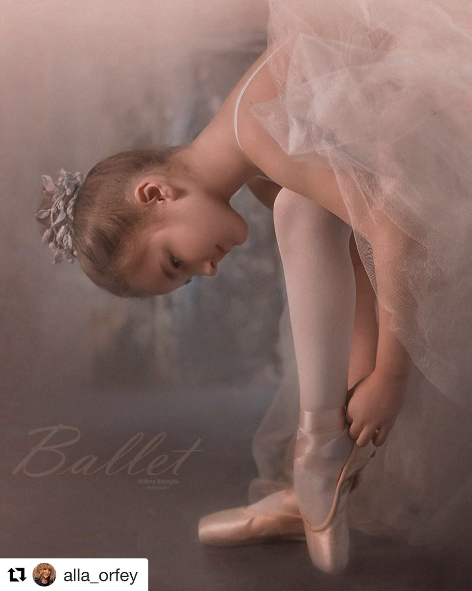#Repost @alla_orfey ・・・ Балет,балет,балет!!!И Клаудия.#ЗемцоваКлаудия https://t.co/ZfvCuh7onW