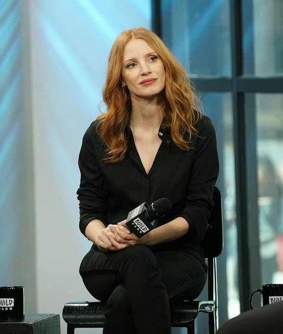 Happy Birthday, Jessica Chastain.