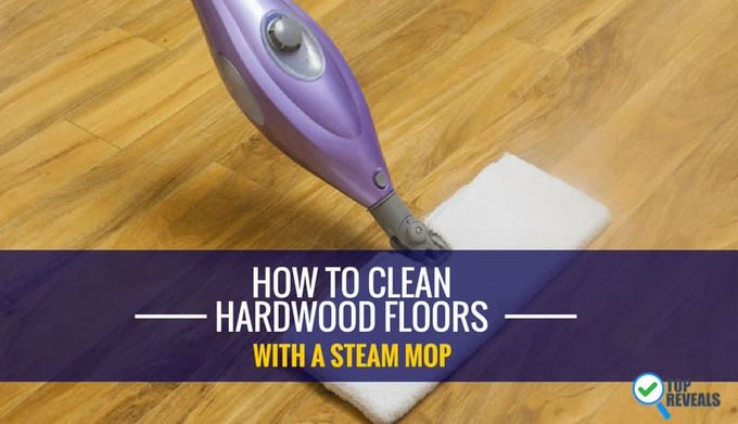 How to Clean #HardwoodFloors With a #SteamMop https://t.co/xhgqLQksOF https://t.co/WB4YSu9CgF