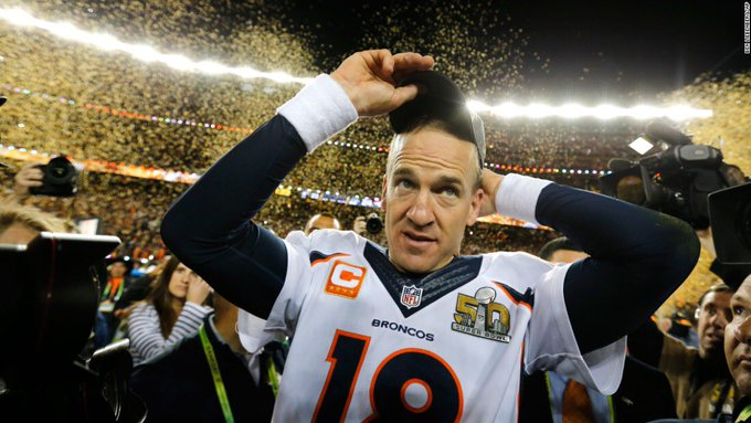Happy Birthday to the greatest ever, Peyton Manning.
