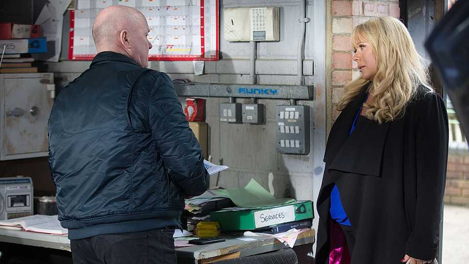 EastEnders Spoilers: Is this the end of Phil and Sharon Mitchell's