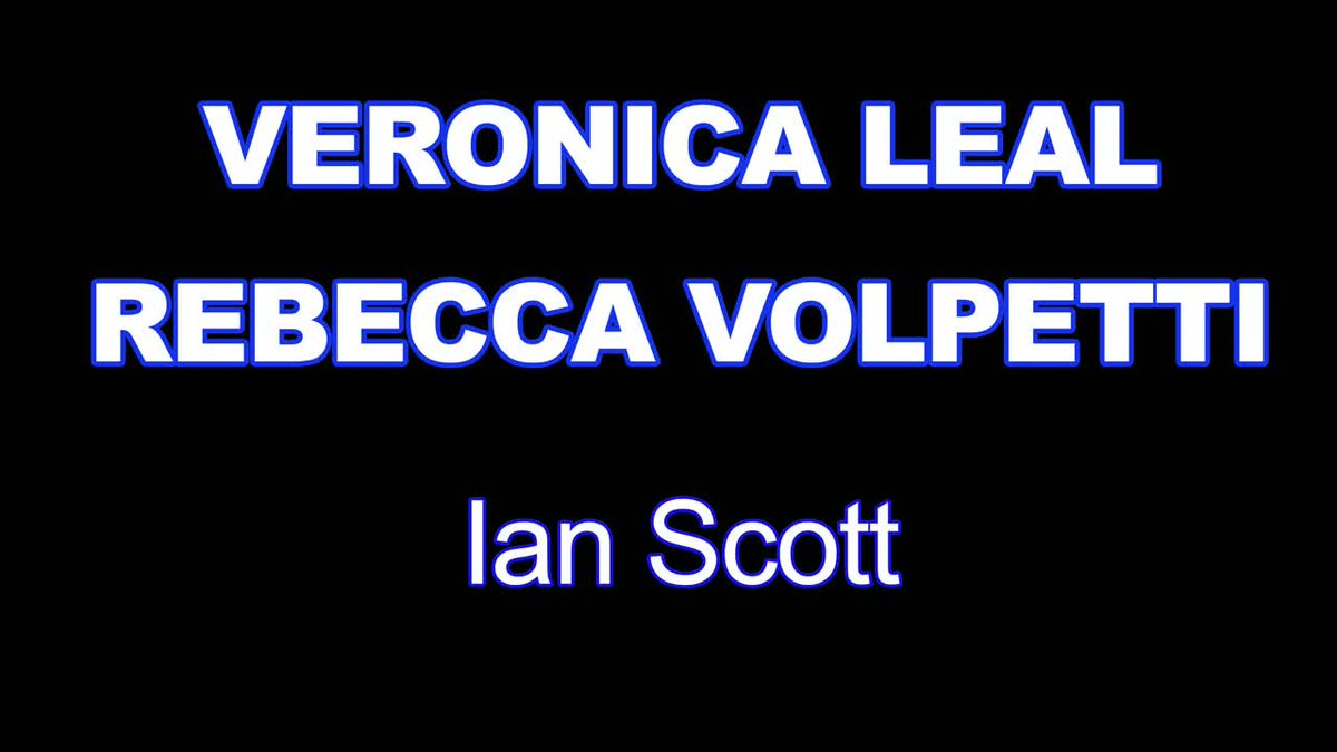 [New Video] Rebecca Volpetti and Veronica Leal - Hard - Great anal sex with our man PRVeoHuN3b