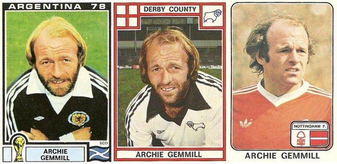 Happy Birthday to Archie GEMMILL