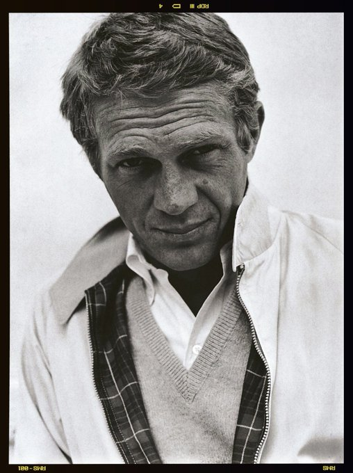 Happy Birthday Steve McQueen Killed by asbestos