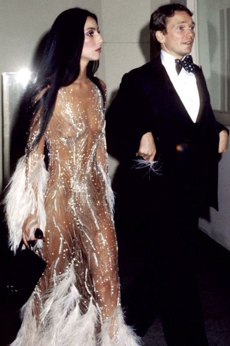 Happy 77th Birthday to Bob Mackie!  We take a look back at some of his greatest designers for the pop sensation.
