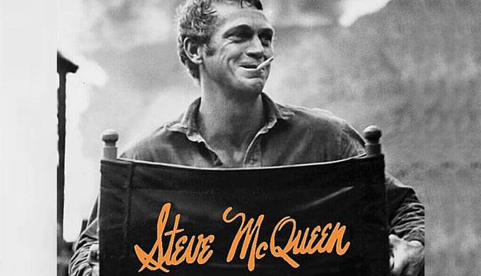 Happy Birthday Steve McQueen. Coolest of them all.