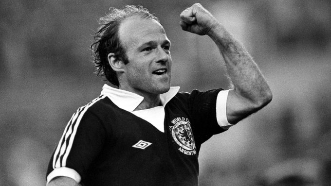 | Happy Birthday to the scorer of one of Scotland\s greatest ever goals, Archie Gemmill.