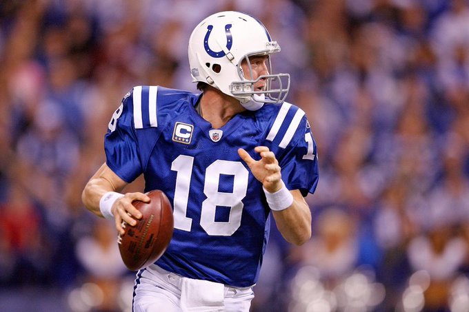 Happy birthday to my favorite (former) NFL player, Peyton Manning!