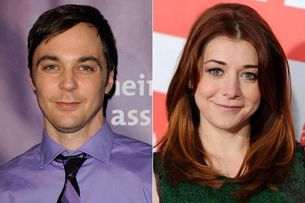 March 24: Happy Birthday Jim Parsons and Alyson Hannigan