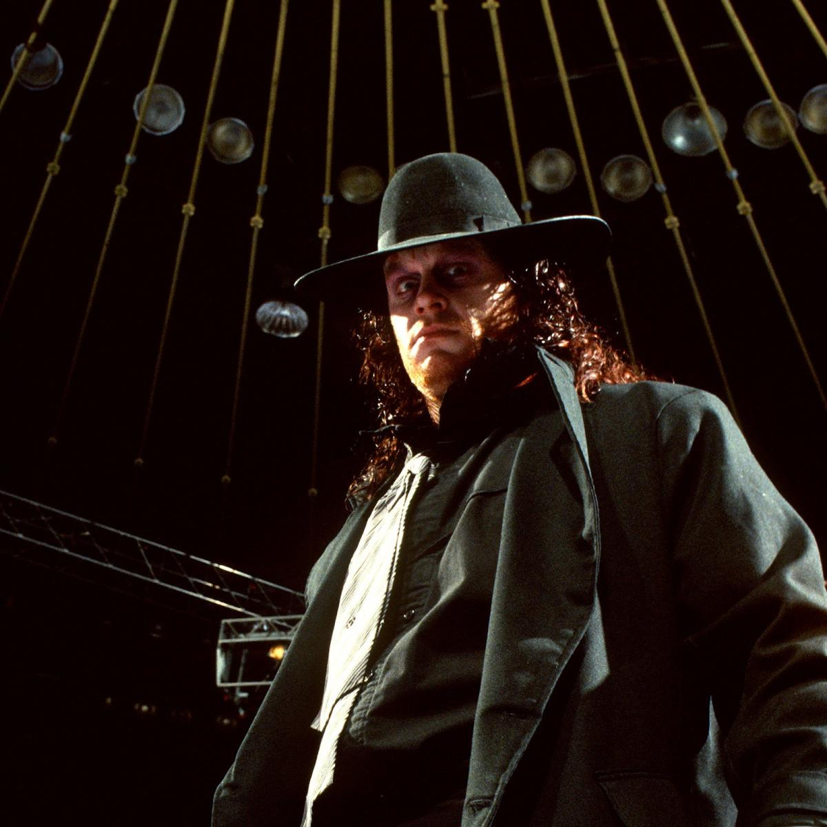 Happy 53rd birthday to the legend and the GOAT The Undertaker!!!!!