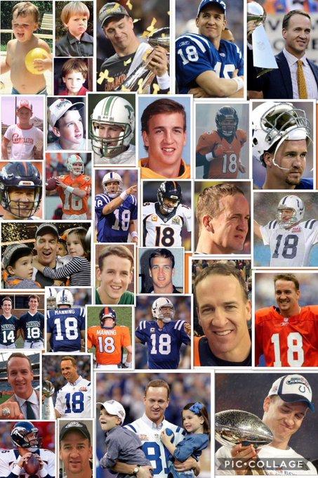 Happy Birthday to my hero Peyton Manning !!