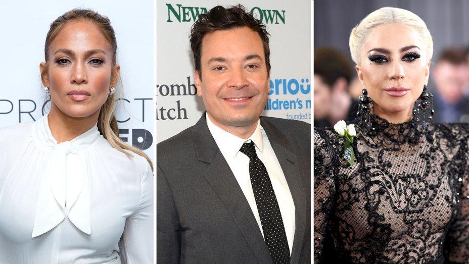 Jennifer Lopez, Jimmy Fallon, Lady Gaga sponsor buses to